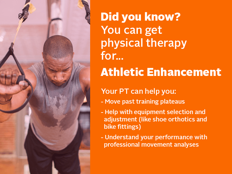Ideal Motion Physical Therapy - Athletic Enhancement